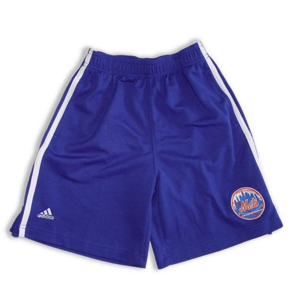 """adidas Pants - 🌵 Adidas Woman's """"Mets"""" Team Athletic Skorts  L"""